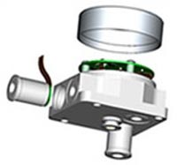 GE Druck Sensor